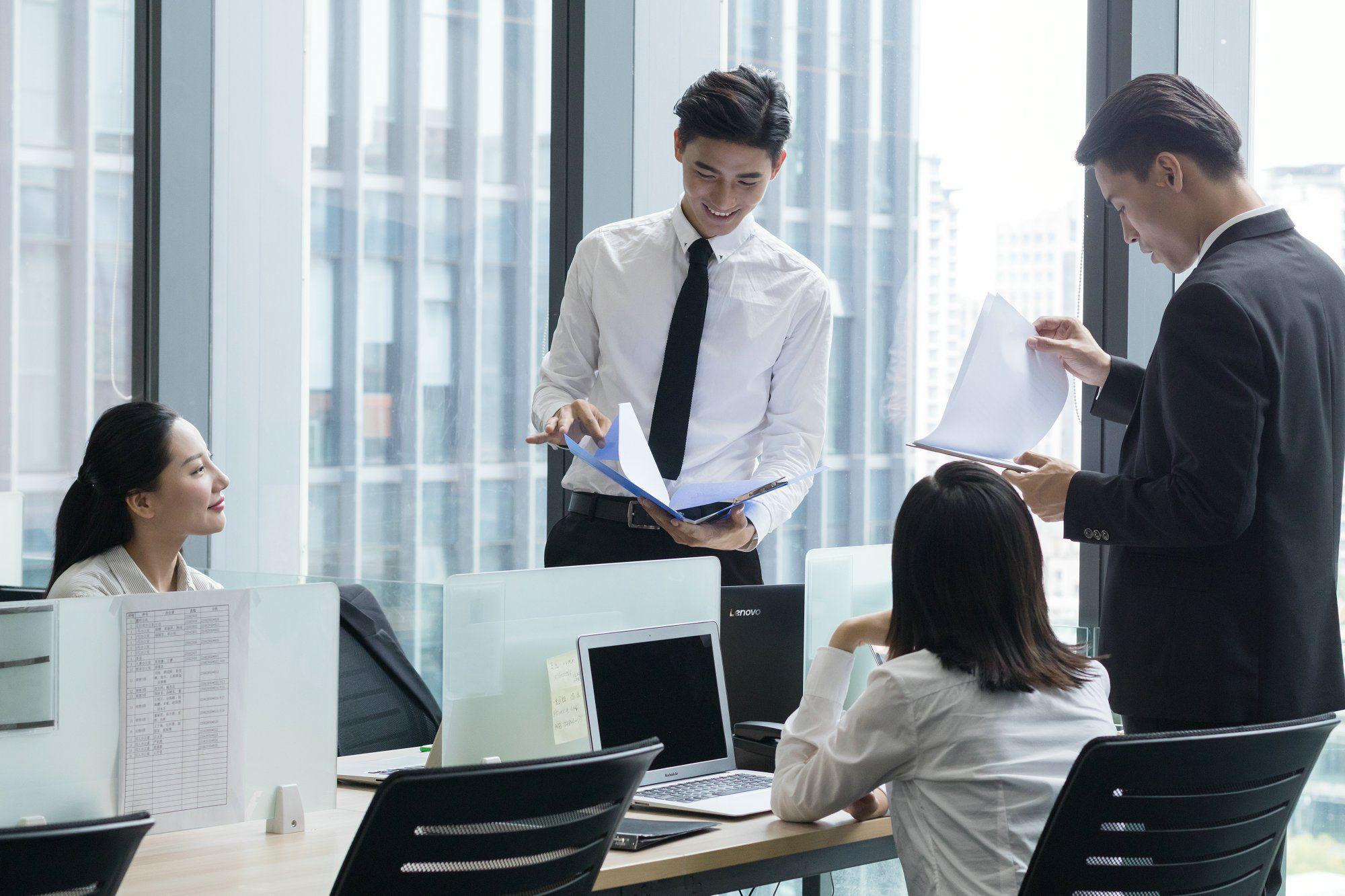 互联网时代企业管理新观念